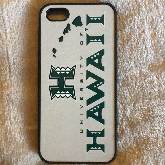 FHiDesigns Other - FHIDesigns University of Hawaii iPhone 5 Case